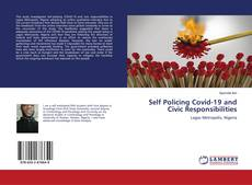 Self Policing Covid-19 and Civic Responsibilities的封面
