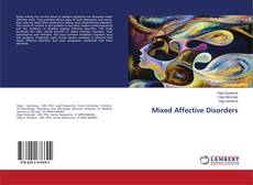 Bookcover of Mixed Affective Disorders