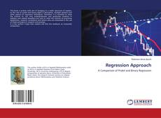 Capa do livro de Regression Approach
