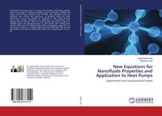 Couverture de New Equations for Nanofluids Properties and Application to Heat Pumps