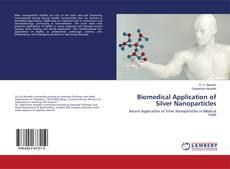 Capa do livro de Biomedical Application of Silver Nanoparticles