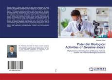 Buchcover von Potential Biological Activities of Eleusine indica