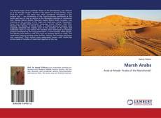 Couverture de Marsh Arabs
