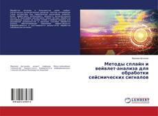 Capa do livro de Методы сплайн и вейвлет-анализа для обработки сейсмических сигналов