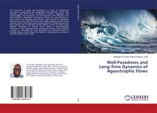 Bookcover of Well-Posedness and Long-Time Dynamics of Ageostrophic Flows