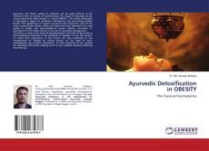 Bookcover of Ayurvedic Detoxification in OBESITY