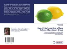 Borítókép a  Bioactivity Screening of Two Selected Species of Citrus - hoz