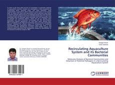 Couverture de Recirculating Aquaculture System and its Bacterial Communities