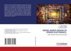 MODEL BASED DESIGN OF POWER ELECTRONICS的封面