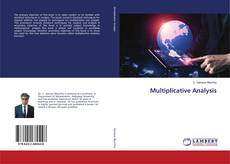 Bookcover of Multiplicative Analysis