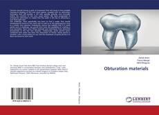 Bookcover of Obturation materials