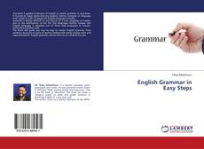 Bookcover of English Grammar in Easy Steps