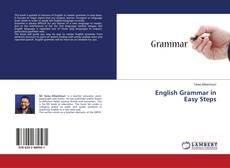 Portada del libro de English Grammar in Easy Steps