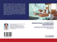 Portada del libro de PRODUCTION & OPERATIONS MANAGEMENT