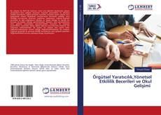 Örgütsel Yaratıcılık,Yönetsel Etkililik Becerileri ve Okul Gelişimi kitap kapağı