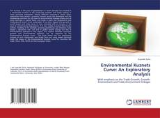 Bookcover of Environmental Kuznets Curve: An Exploratory Analysis
