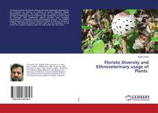 Couverture de Floristic Diversity and Ethnoveterinary usage of Plants