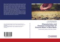 Bookcover of Characteristics and Chemical Compositon of Ground Water in Bara Basin