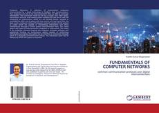 FUNDAMENTALS OF COMPUTER NETWORKS的封面