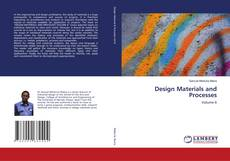 Bookcover of Design Materials and Processes