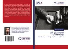 Sırrı Çevirmenin Olanaksızlığı kitap kapağı