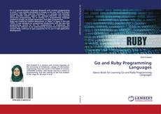 Обложка Go and Ruby Programming Languages