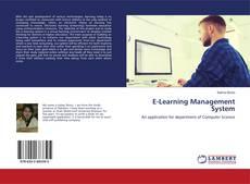 Portada del libro de E-Learning Management System