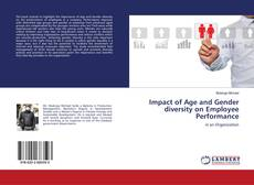 Impact of Age and Gender diversity on Employee Performance kitap kapağı