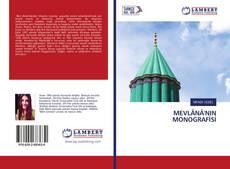 Обложка MEVLÂNÂ'NIN MONOGRAFİSİ