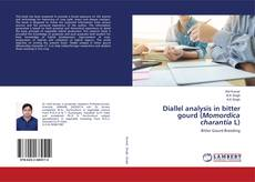 Bookcover of Diallel analysis in bitter gourd (Momordica charantia L)