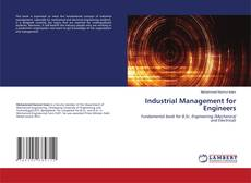 Bookcover of Industrial Management for Engineers