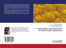 Couverture de Formulation and Evaluation of Clotrimazole Liposomes