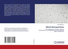 Metal Nanoparticles的封面