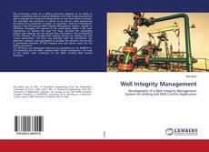 Couverture de Well Integrity Management