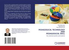 Portada del libro de PEDAGOGICAL TECHNOLOGY AND PEDAGOGICAL SKILL