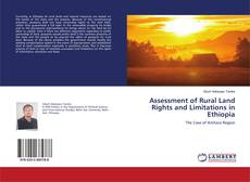 Обложка Assessment of Rural Land Rights and Limitations in Ethiopia