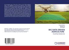 Couverture de BIG DATA DRIVEN AGRICULTURE