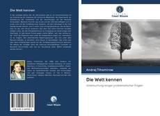 Bookcover of Die Welt kennen
