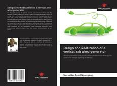 Capa do livro de Design and Realization of a vertical axis wind generator