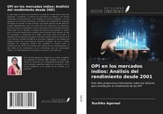 Borítókép a  OPI en los mercados indios: Análisis del rendimiento desde 2001 - hoz