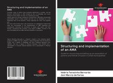 Couverture de Structuring and implementation of an AMA