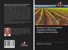 Portada del libro de Revisione di alcune pratiche di gestione delle erbe infestanti non chimiche