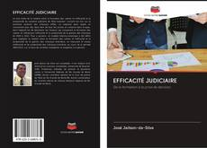 Capa do livro de EFFICACITÉ JUDICIAIRE