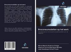 Bookcover of Broconeumodellen op het werk