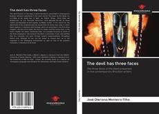 Buchcover von The devil has three faces