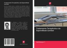 Bookcover of Tratamento Terapêutico da Espondilose Lombar
