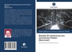 Bookcover of Biaxiale Druckbeulung von laminierten Platten (Band vier)