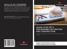 Bookcover of Update of SG-SST in PINTURAMIREZ DECORATION AND CONSTRUCTION