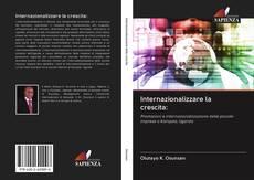 Internazionalizzare la crescita: kitap kapağı