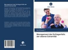 Обложка Management des Schlaganfalls der oberen Extremität
